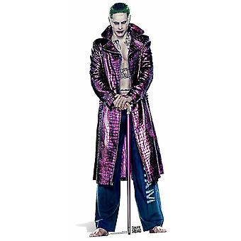 The Joker (Jared Leto) Suicide Squad Movie Lifesize Cardboard Cutout / Standee / Stand Up
