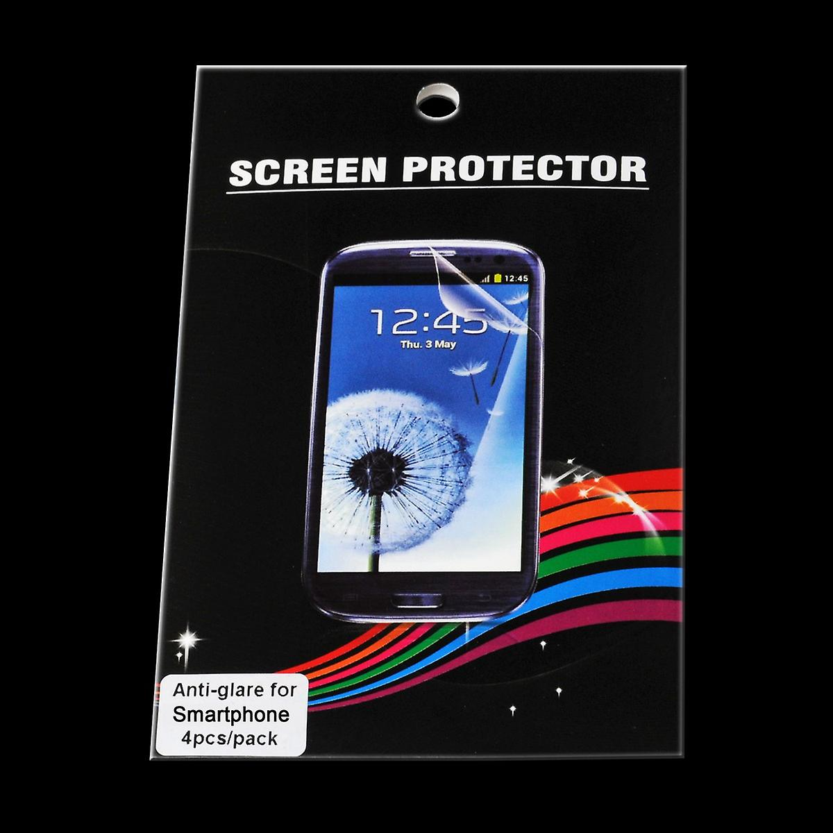 4 x film for Samsung Galaxy S 4