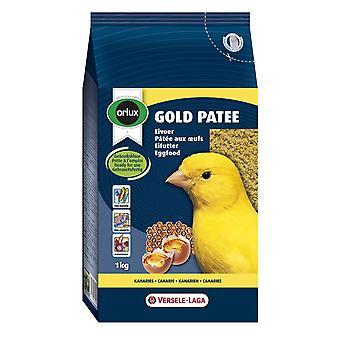 VL Orlux guld Patee Kanariske fugtig Eggfood 1kg