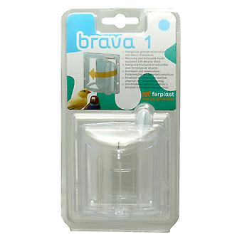 Brava 1 Revolving & Removable Feeder 8.5x9.5x6.8cm