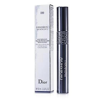Christian Dior Diorshow Black Out Mascara - # 099 Kohl Black - 10ml/0.33oz