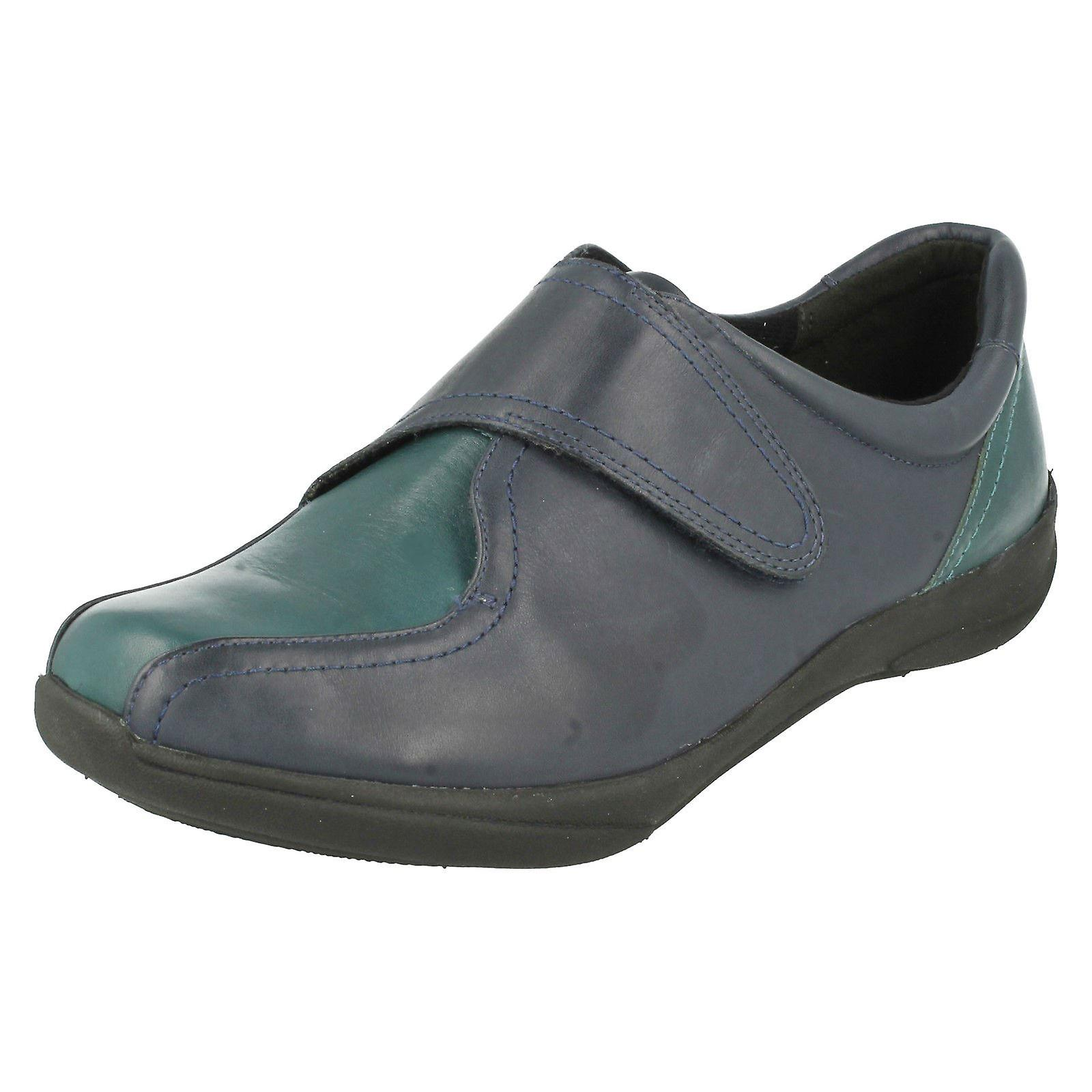 Damen K von Clarks Gurt Befestigung Schuhe Etna Eiche