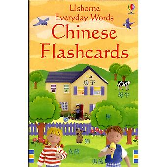 Everyday Words Flashcards: Chinese (Cards) by Rogers Kirsteen Baggott Stella