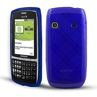 Technocel Slider Case for Samsung M580 Replenish - Blue
