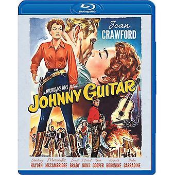 Johnny Guitar (1954) [Blu-ray] USA importerer
