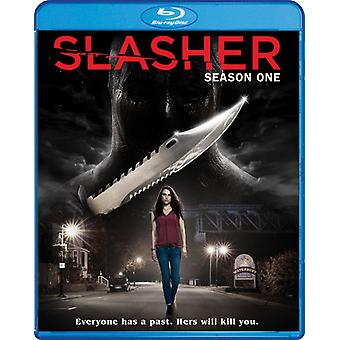 Slasher: Season One [Blu-ray] USA import