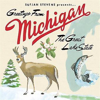 Sufjan Stevens - Michigan [CD] USA import