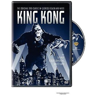 King Kong [DVD] USA import