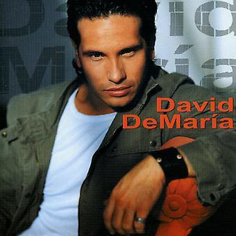 David Demaria - importación de Estados Unidos David Demaria [CD]