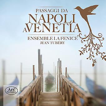 Merula / Caccini / Lasso / Rognoni / Picchi - Passaggi Da Napoli en Venetia [CD] USA import