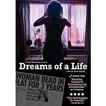 Drømme om et liv [DVD] USA importerer