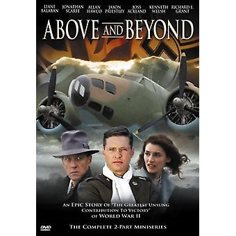 Above & Beyond [DVD] USA import