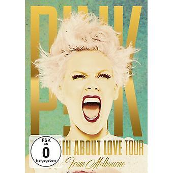 Rosa - Pink: Wahrheit über Love Tour: Live aus Melbourne [DVD] USA Import