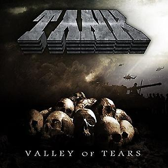 Tank - Tank-Valley of Tears (Grey Vinyl) [Vinyl] USA import
