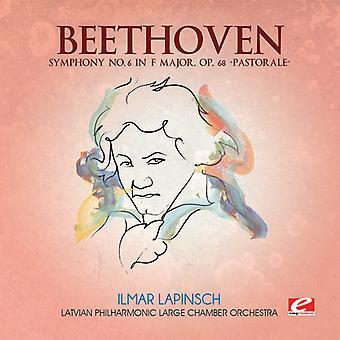 L.V. Beethoven - Beethoven: Symphony No. 6 in F Major, Op. 68 'Pastorale' [CD] USA import
