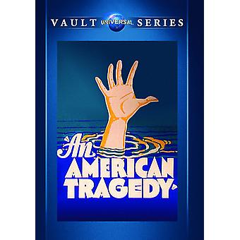 An American Tragedy [DVD] USA import