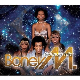 Boney M - Platinum Hits [CD] USA import