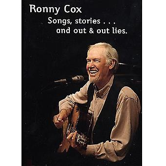 Ronny Cox - Songs Stories & Out & Out Lies [DVD] USA import