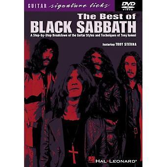 Mejor de importación USA Black Sabbath [DVD]
