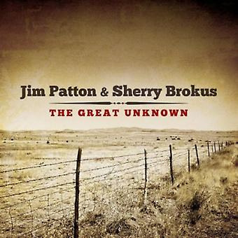 Jim Patton - grote onbekende [CD] USA import