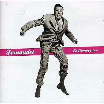 Fernandel - USA Le Flamboyant [CD] importare