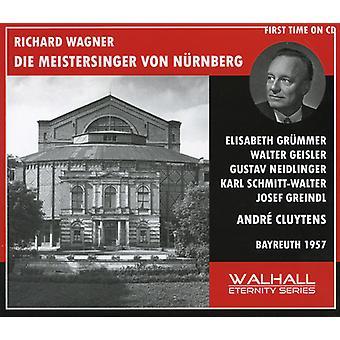 Wagner / Gruemmer / Bayreuth Festival Orchestra - Die Meistersinger Von Nuernberg [CD] USA import