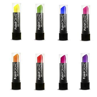 UV neon paint glow lipstick UV light makeup 4 g