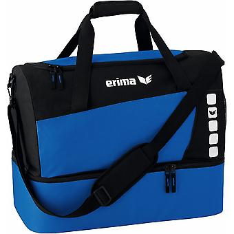 Erima sports bag Club 5 with bottom of bag Royal Blue - 723335