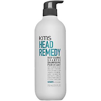 KMS California hoved middel dyb rense Shampoo (750ml)