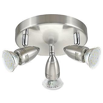 Eglo MAGNUM Semi Flush Ceiling Light