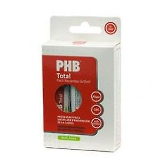 PHB Sensitve Toothpaste Travel Pack 3x15ml