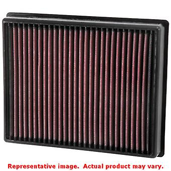 K&N Drop-In High-Flow Air Filter 33-5000 Fits:FORD 2013 - 2013 FUSION L4 1.6 20