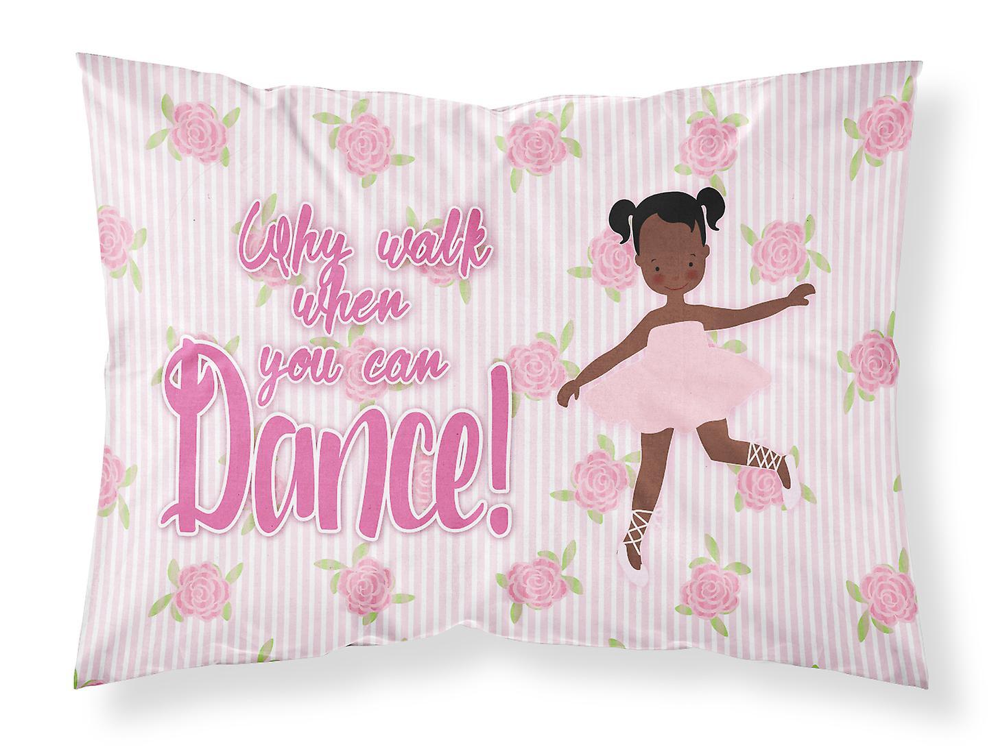 D'oreiller Ballet Standard Taie De Tissu Tresses américaines Afro dxWrCQBeo