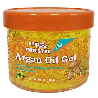 Ampro Moisturizing Styling Gel – Argan Oil 10oz