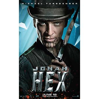 Jonah Hex Movie Poster (11 x 17)