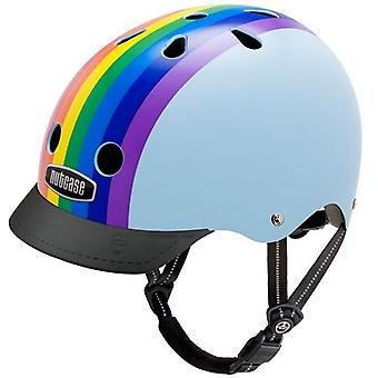 Dingo-Straße Rainbow Sky-S-Bike Helm (52-56 cm)