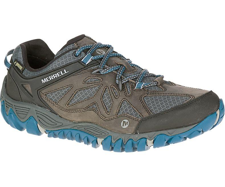 Merrell All Out Blaze Vent Gore-Tex Mens Vibram Hiking Trainers Shoes