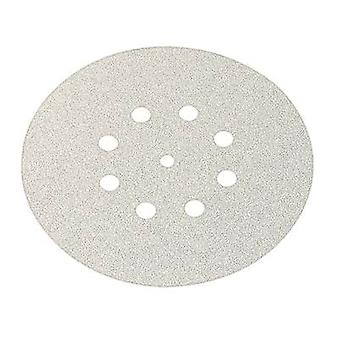 Router sandpaper punched Grit size 150 (Ø) 150 mm