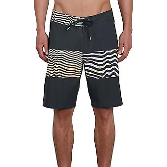 Volcom Macaw Faded Mod Mid Length Boardshorts