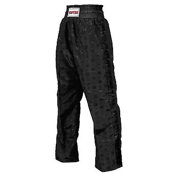 Top Ten Classic Kickboxing Pants - Black