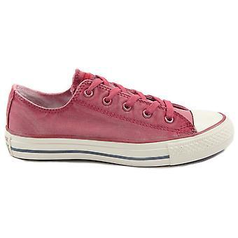 Converse Chuck Taylor All Star White umyć buty - Berry różowy
