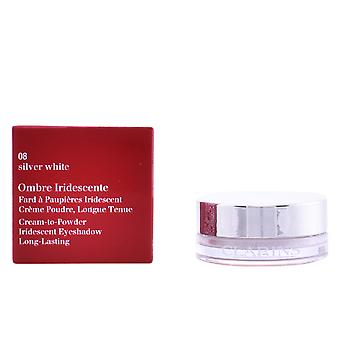 Clarins Ombre Iridee 08 Silver White 7gr Womens New Sealed Boxed