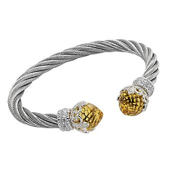 Burgmeister Bangle with Cubic Zirconia JBM3008-521