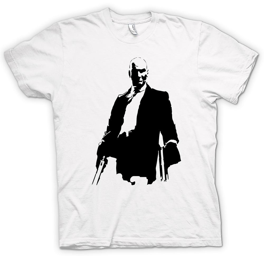 Womens T-shirt - Hitman - Game - Cult