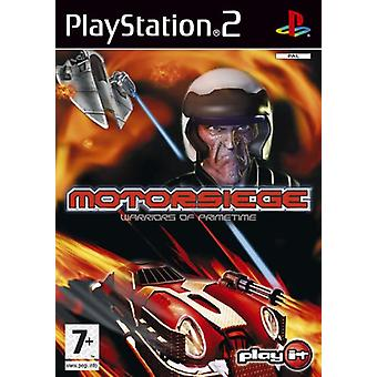 Motorsiege Warriors of Prime Time (PS2)