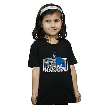 DC Comics jenter Batman fotball mål Hangin ' t-skjorte