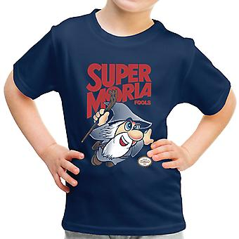 Lord Of The Rings Super Moria Fools Kid's T-Shirt