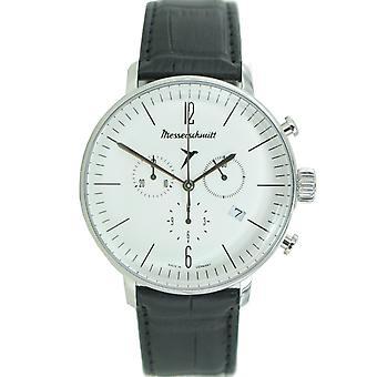 Aristo Messerschmitt mens watch chronograph Aviator watch ME-4 H 150