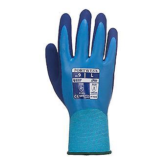 Portwest Mens Liquid Resistant Coat Pro Gloves