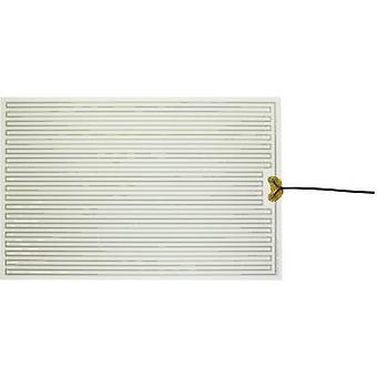 Thermo Polyester Heating foil self-adhesive 230 V AC 140 W IP rating IPX4 (L x W) 490 mm x 320 mm